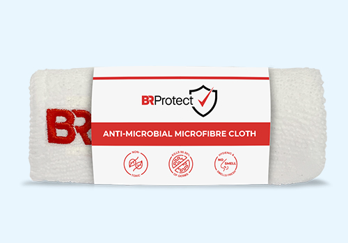 antimicrobial cloth